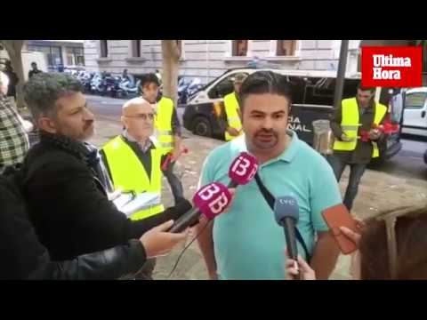 Varios empresarios protestan para que Hacienda investigue a Cursach