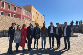 El Gobierno aprobará este viernes una inversión de 21,1 millones para el Parador de Ibiza