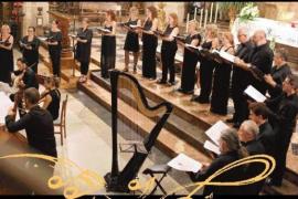 Art Vocal Ensemble ofrece un concierto en Monti-Sion