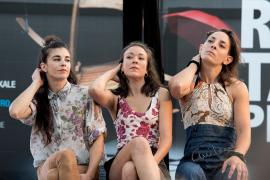 La compañía Malicia! presenta el espectáculo 'El punto de la i' en Pollença