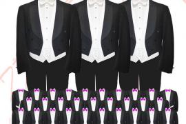 Concierto 'Més de 3 tenors' en el Palau de Congressos de Palma
