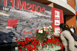 El Congreso recuerda a las víctimas del 11-M con un minuto de silencio