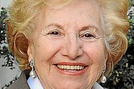 Fallece María Fullana Puig, una pionera del turismo