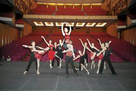 Pasodos «romperá cadenas» en el Auditòrium a ritmo de tango y ballet
