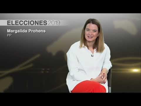 Margalida Prohens, del PP: «Los más interesados en el auge de Vox son Sánchez y la izquierda»