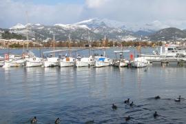 Puerto Andratx, Invierno 2012