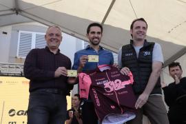 Alberto Contador da lustre a la Mallorca 312