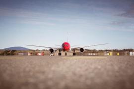 Los trabajadores de Norwegian en Palma serán trasladados a Barcelona con una compensación de 2.800 euros