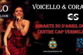 Concierto de Voicello en el Centre Cap Vermell