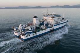 El buque Miguel Oliver inicia evaluaciones pesqueras en el Mediterráneo