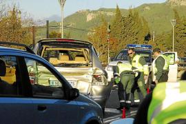 El exalcalde de Andratx Onofre Alemany resulta herido en un accidente de tráfico