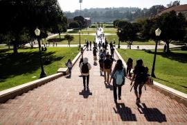 Cerca de 300 universitarios en cuarentena por sarampión en Los Ángeles