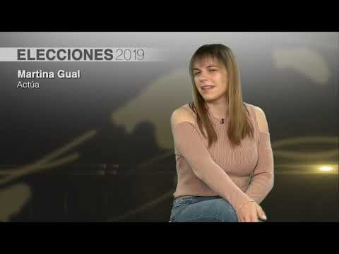 La candidata de Actúa al Govern cree que conseguirá más votos por ser transexual