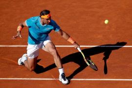 Rafael Nadal se planta en semifinales del Godó