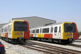 SFM saca a subasta 13 unidades de tren por un importe de 10 millones
