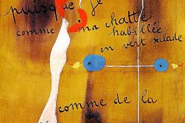 'Painting-Poem' consigue un nuevo récord de venta en subasta para Miró