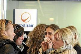 Aviba denuncia que las aerolíneas han subido precios tras el cierre de Spanair
