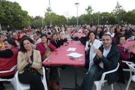 Cierre de la campaña del PSIB-PSOE