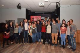 Cierre de campaña de Unidas Podemos