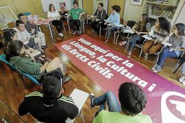 La OCB engrasa la maquinaria para la Diada per la Llengua
