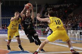 El Iberojet se asegura el factor pista en el playoff