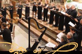 Art Vocal Ensemble lleva 'Funeral Anthem for Queen Caroline' a Porto Cristo