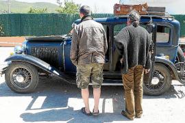 Historia sobre cuatro ruedas en la Feria del Auto Retro en Santa Eulària