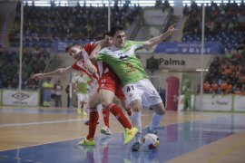 El Palma Futsal empata y se cita con Movistar Inter