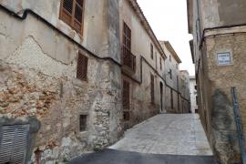 El casco antiguo de Sineu solo podrá tener hoteles en el interior de edificios tradicionales