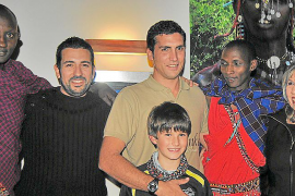 Tapeo solidario a beneficio de Ositeti en el restaurante Son Quint