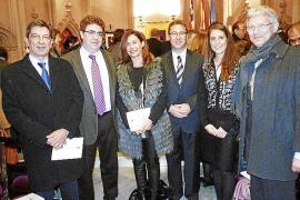 Solemne apertura de curso en la Reial Acadèmia de Medicina