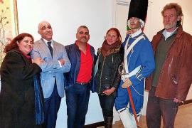 Exposición de pintura en el Centro de Historia y Cultura Militar de Balears