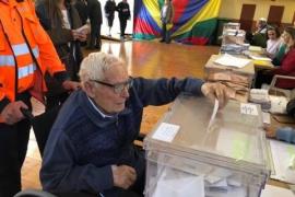 Un voto centenario