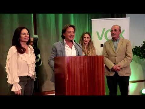 Campos: «Seremos la voz de los que quieren seguir en una gran nación»
