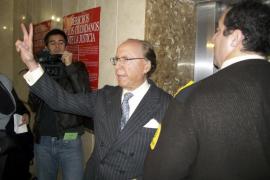 La juez impone a Ruiz-Mateos y a sus seis hijos una fianza civil de 18,5 millones