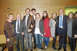Toma de posesión de Martín Aleñar como nuevo decano de los abogados