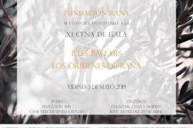 La Fundación RANA celebra la XI edición de la Gala benéfica