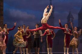 El Teatre Principal de Palma acoge el ballet 'Don Quijote' de la Compañía Nacional de Danza