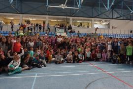El show del Palma Futsal se estrena en Capdepera