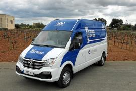 Nueva Maxus EV80, la furgoneta eléctrica perfecta para el día a día