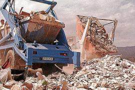 El Consell cree que la recogida de escombros no es «satisfactoria»