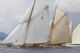 Más de 40 barcos en la Regata Illes Balears Clàssics