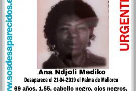 Alertan de la desaparición de una mujer en Palma