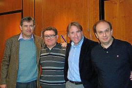 La Simfònica rinde homenaje a Bernat Pomar con el estreno de 'Aquarius'