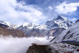 Afirman haber dado con las huellas del Yeti en el Himalaya