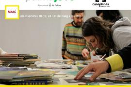 PalmaJove ofrece talleres artísticos gratuitos con motivo de su 30 aniversario