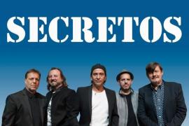 Los Secretos, en concierto en el Auditórium de Palma