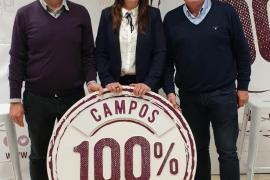 Cati Servera, candidata del PI a la Alcaldía de Campos
