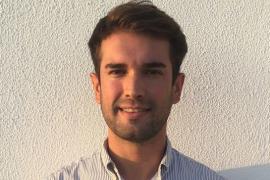 Eric Jareño, candidato del PP en Llucmajor, presenta una lista renovada