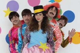 The Flaming Shakers ofrece el espectáculo infantil 'The Beatles for children'